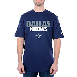 Dallas Cowboys Nike Draft T-Shirt