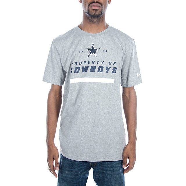 Dallas Cowboys Nike Property Of T-Shirt