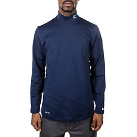 Dallas Cowboys Nike Hyperwarm Long Sleeve Training Top