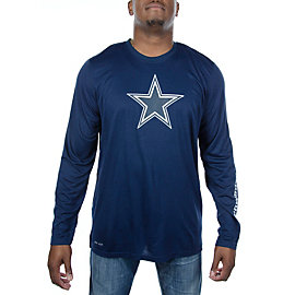 Dallas Cowboys Nike Legend Conference Long Sleeve T-Shirt
