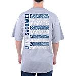 Dallas Cowboys Live It Stats T-Shirt