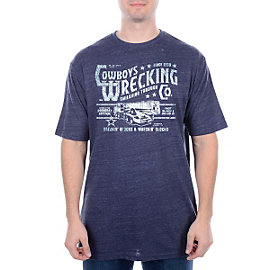 Dallas Cowboys Wrecking Co. Triblend T-Shirt