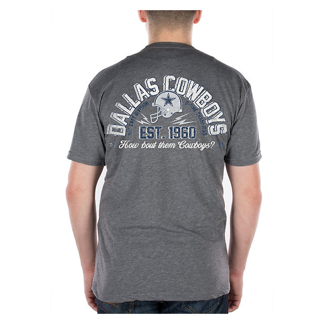 Dallas Cowboys Cruiser Triblend T-Shirt