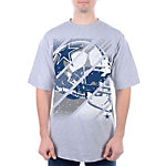 Dallas Cowboys Shredded Short Sleeve T-Shirt