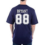 Dallas Cowboys Bryant #88 Stripe Away T-Shirt