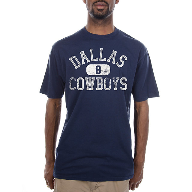 Dallas Cowboys Workhorse Tee - Troy Aikman #8