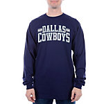 Dallas Cowboys Large Arch Long Sleeve Tee