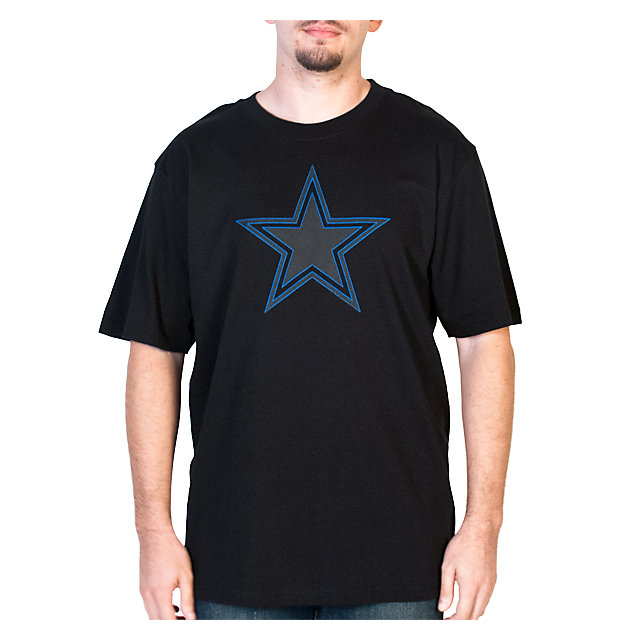 Dallas Cowboys HD Blackout Star Tee