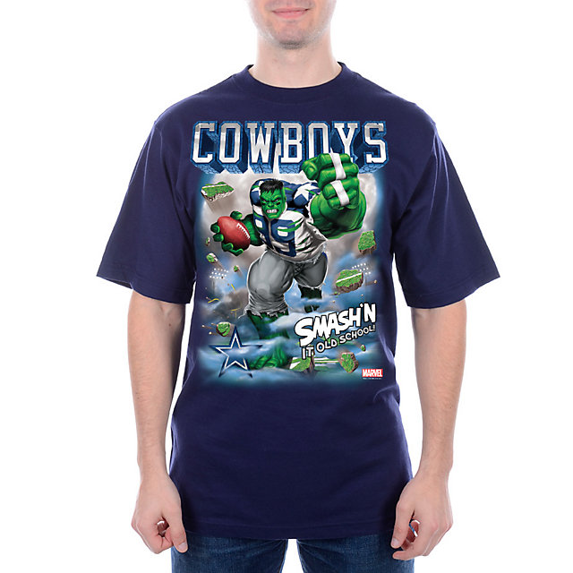 Dallas Cowboys MARVEL Monster Run T-Shirt