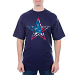 Dallas Cowboys Star Flag T-Shirt