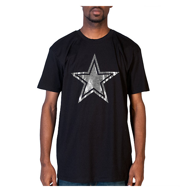 Dallas Cowboys Heathered Star Tee