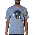 Dallas Cowboys Dark Helmet Star Tee