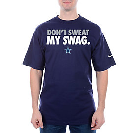 Dallas Cowboys Nike Dont Sweat My Swag Tee