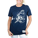Dallas Cowboys Womens Torreador T-Shirt