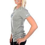 Dallas Cowboys Nike Womens Legend Logo T-Shirt