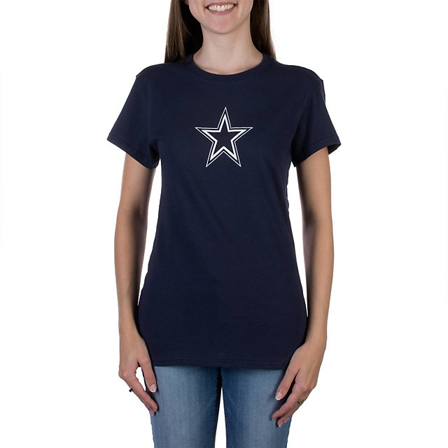 Dallas Cowboys Womens Logo Premier Too Tee