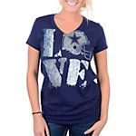 Dallas Cowboys Womens Love It Slub Tee