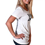 Dallas Cowboys Nike Womens Tri Team Dedication T-Shirt