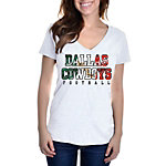 Dallas Cowboys Womens Cinco De Mayo Practice T-Shirt