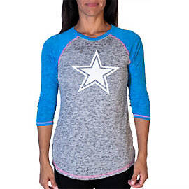 Dallas Cowboys Womens Totally Tee