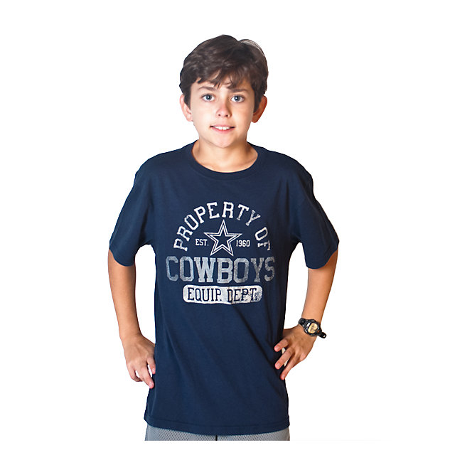 Dallas Cowboys Youth Bombers Tee