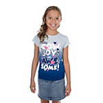 Dallas Cowboys Girls Awesome Tee
