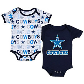Dallas Cowboys Cutie Patootie 2-Pack Set