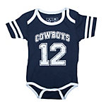 Dallas Cowboys Infant High Five Bodysuit