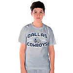 Dallas Cowboys Youth Streamline T-Shirt