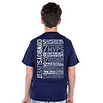 Dallas Cowboys Youth Live It Stats T-Shirt