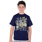 Dallas Cowboys Youth Rings Slant T-Shirt