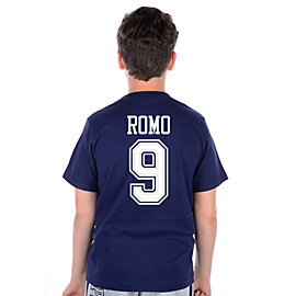 Dallas Cowboys Youth Romo Stripe Away T-Shirt
