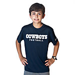 Dallas Cowboys Nike Youth Legend Authentic Font Tee