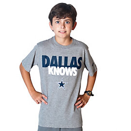 Dallas Cowboys Nike Youth Draft Tee