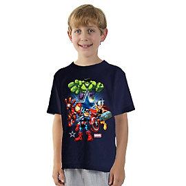 Dallas Cowboys MARVEL Kids Star Shine T-Shirt