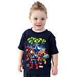 Dallas Cowboys MARVEL Toddler Star Shine T-Shirt