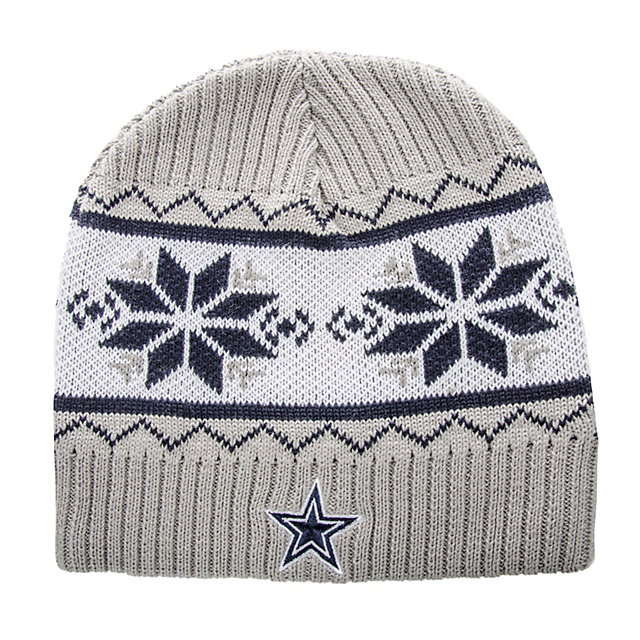 Dallas Cowboys Salient Knit Cap