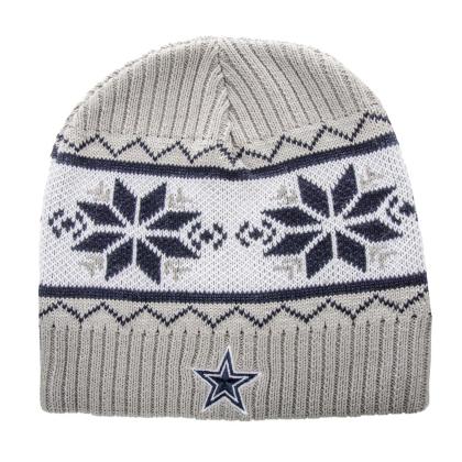 Dallas Cowboys Salient Knit Cap Cold Weather Hats Mens Cowboys Catalo...