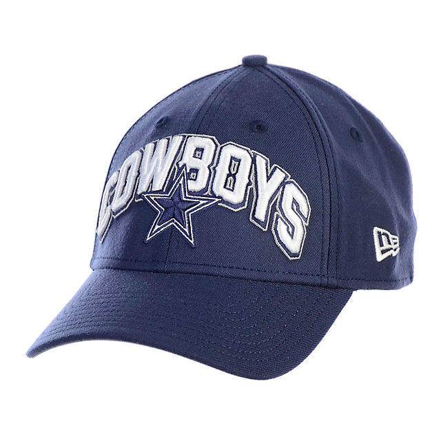 Dallas Cowboys New Era 2012 39Thirty Draft Cap