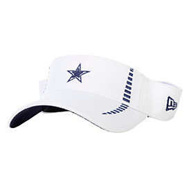 Dallas Cowboys New Era Training Camp Visor