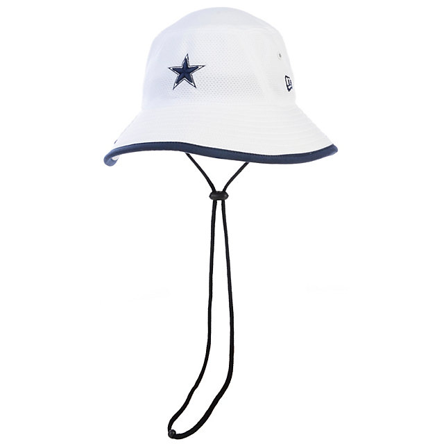 Dallas Cowboys New Era Training Camp Bucket Hat