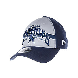 Dallas Cowboys New Era Tri-Band 39Thirty Hat