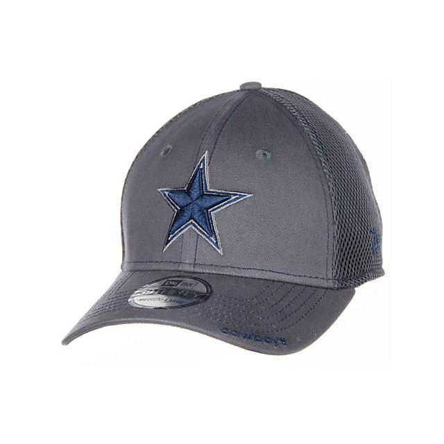 Dallas Cowboys New Era Graphite Neo 39Thirty