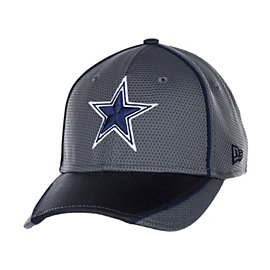 Dallas Cowboys New Era Abrasion 39Thirty Cap