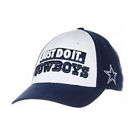 Dallas Cowboys Nike JUST DO IT Flex Cap