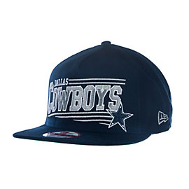 Dallas Cowboys New Era Angular A-Frame 9Fifty