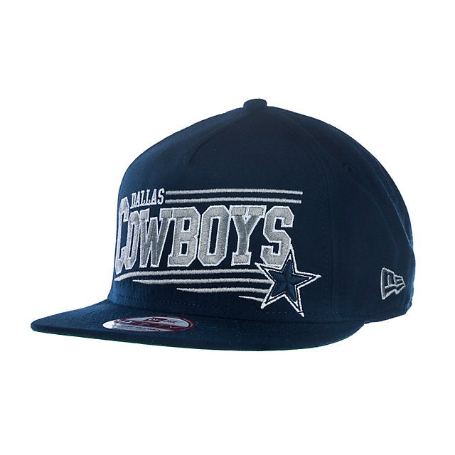 Dallas Cowboys New Era Angular A-Frame 9Fifty