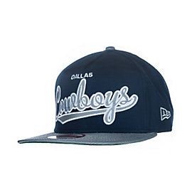 Dallas Cowboys New Era Ballistic Scripter A-Frame 9Fifty