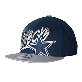 Dallas Cowboys New Era Word Scribbs 9Fifty