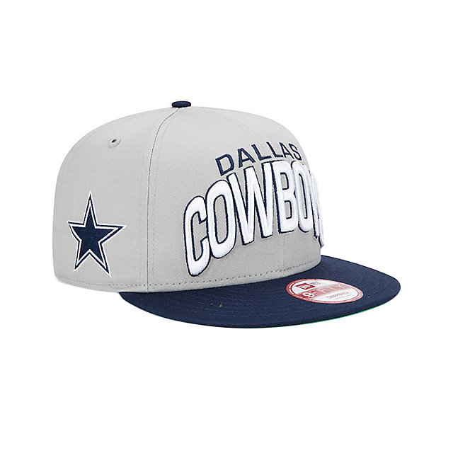 Dallas Cowboys New Era Reverse Arch 9Fifty